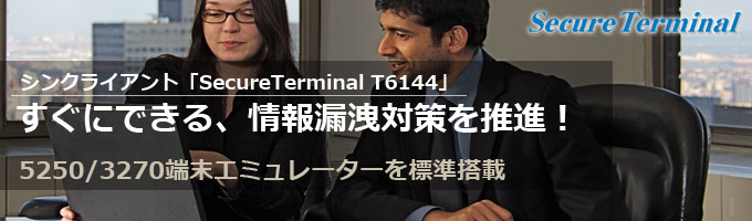 SecureTerminal T6144