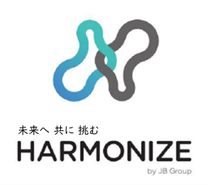 HARMONIZEロゴ